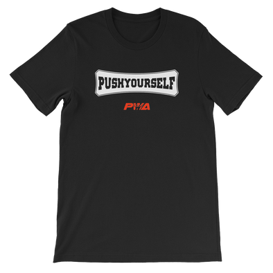 Push-Yourself Women's - Power Words Apparel
