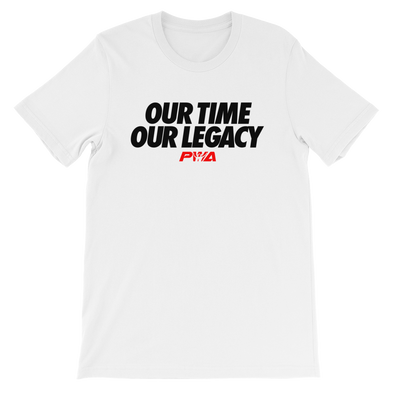 Our time, Our legacy Women's - Power Words Apparel