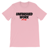 Unfinished Work Women's - Power Words Apparel