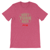 Won't Turn Back Women's - Power Words Apparel