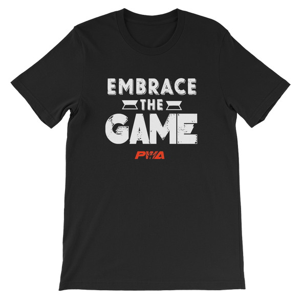 Embrace The Game Women's - Power Words Apparel