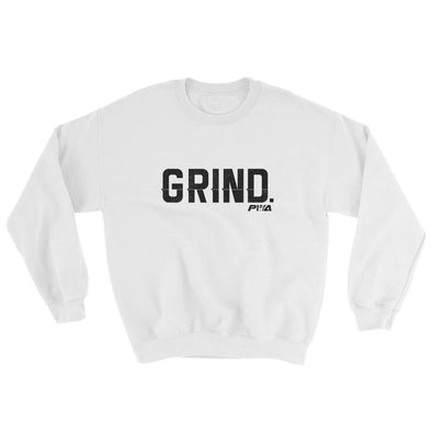 GRIND Sweatshirt - Power Words Apparel