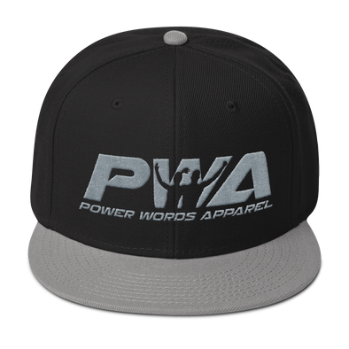 PWA - Snapback - Power Words Apparel