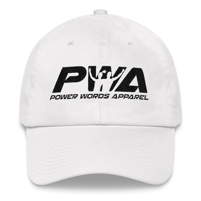PWA - Dad hat - Power Words Apparel