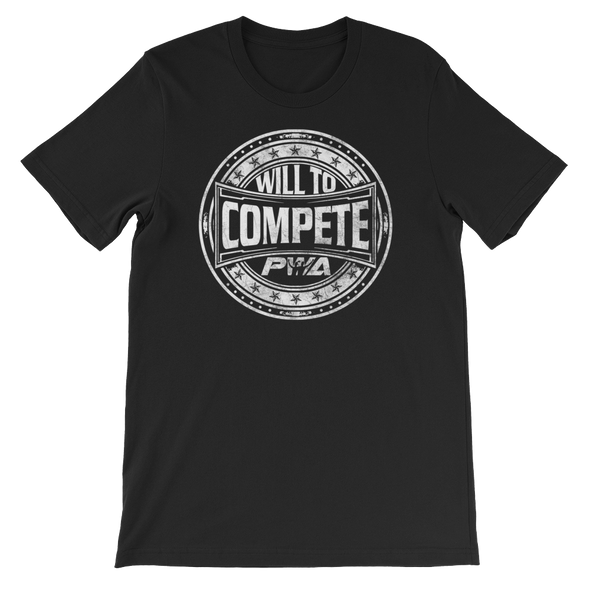 Will to Compete Women's - Power Words Apparel