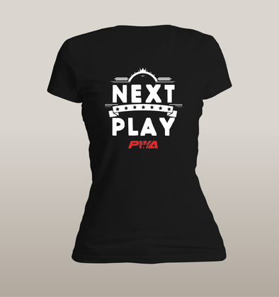 Next Play Women's - Power Words Apparel