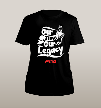 Our Time Our Legacy Unisex - Power Words Apparel