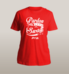 Pardon Swag Unisex - Power Words Apparel