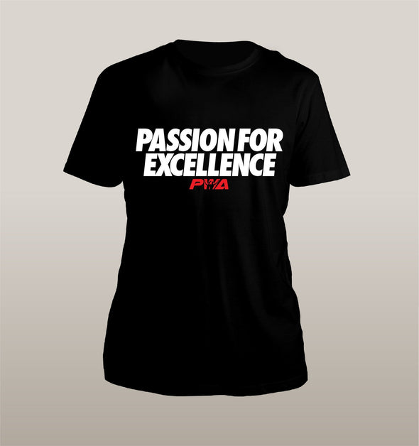 Passion For Excellence Unisex - Power Words Apparel