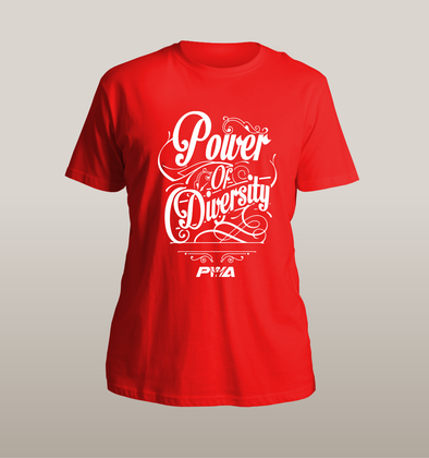 Power Of Diversity Unisex - Power Words Apparel