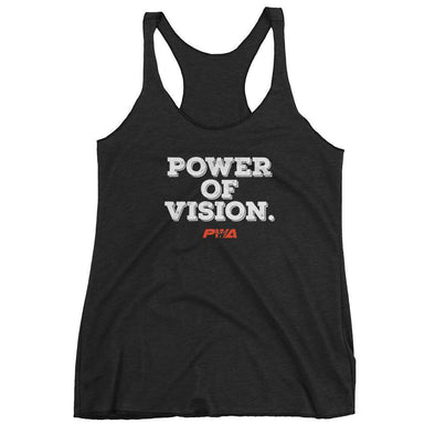 Power vision Women's tank top - Power Words Apparel
