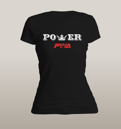 Power Women's - Power Words Apparel