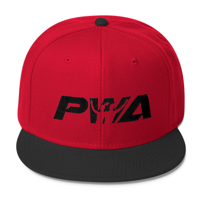 PWA - Wool Blend Snapback - Power Words Apparel