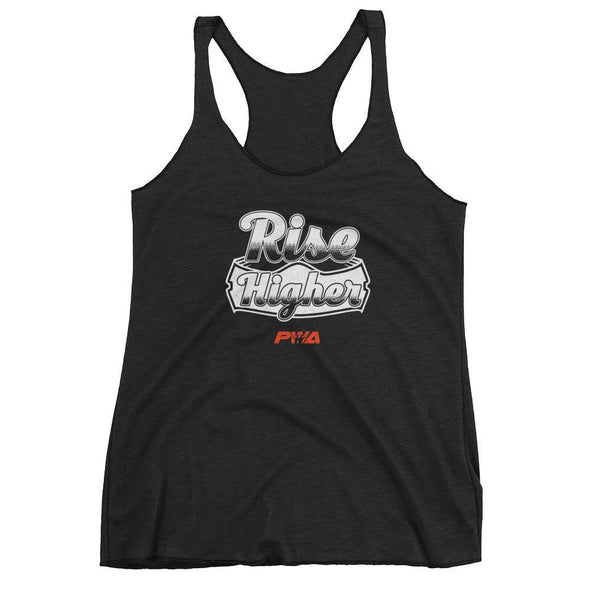 Rise Higher Women's tank top - Power Words Apparel