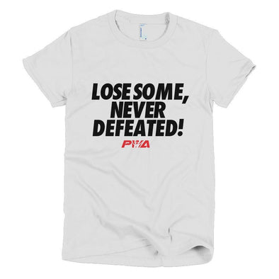 Short sleeve women's t-shirt - Power Words Apparel