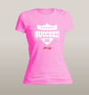 Succeed on Women's - Power Words Apparel