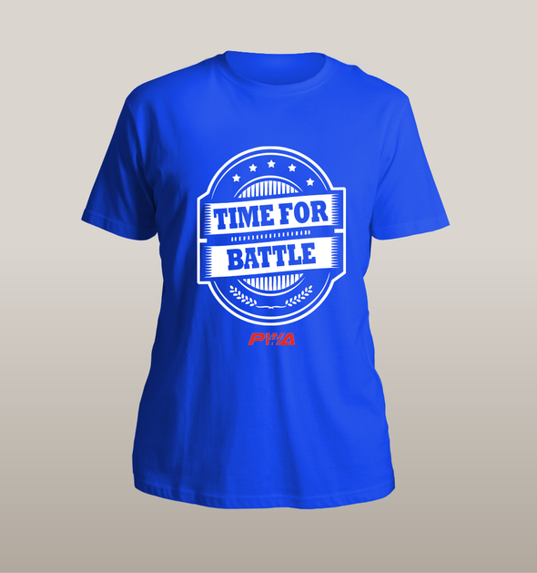 Time For Battle Unisex - Power Words Apparel