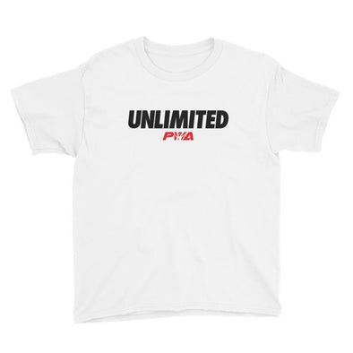 Unlimited Youth Short Sleeve T-Shirt - Power Words Apparel