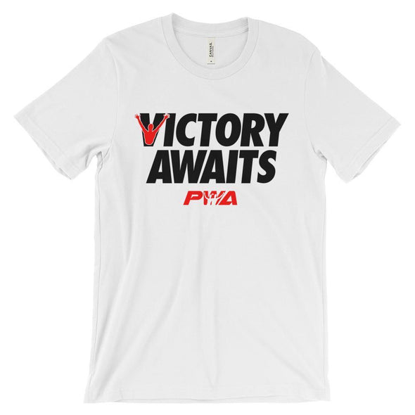 Victory Awaits Unisex - Power Words Apparel