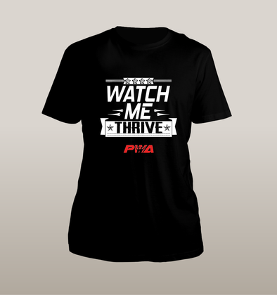 Watch Me Thrive Unisex - Power Words Apparel