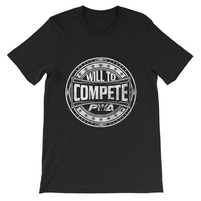 Will to Compete Unisex - Power Words Apparel