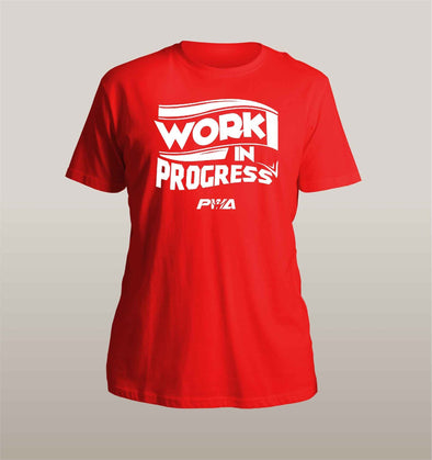 Work In Progress Unisex - Power Words Apparel