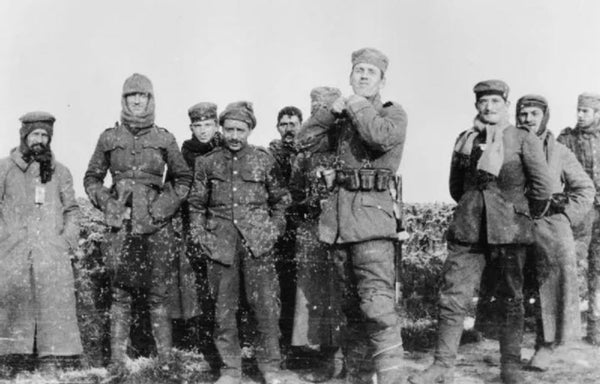 Advent Calendar - The Vigil of Christmas: The Christmas Truce of 1914