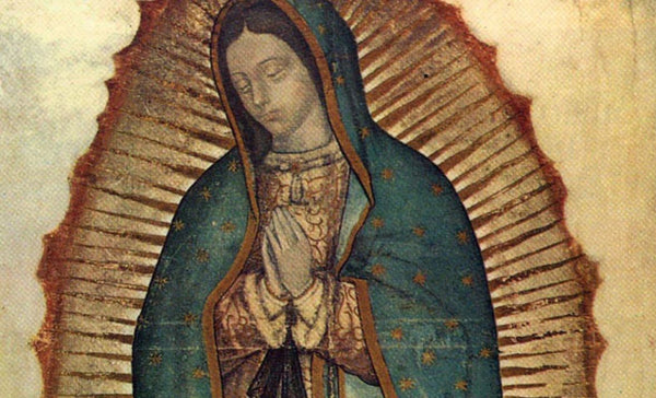 Advent Calendar: Wednesday of the Second Week - Our Lady of Guadalupe: An Advent Apparition