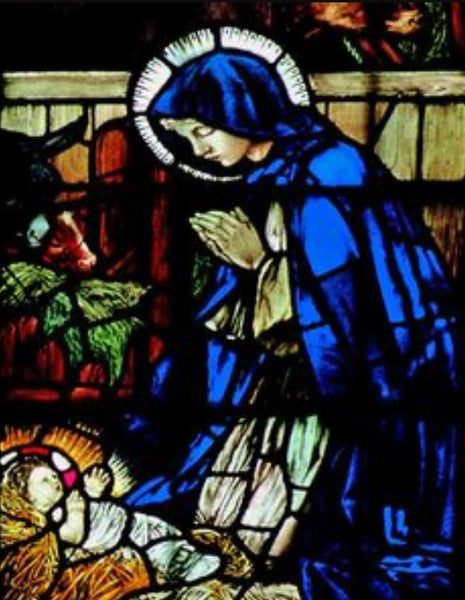 Advent Calendar: Saturday of the First Week - The Immaculate Conception