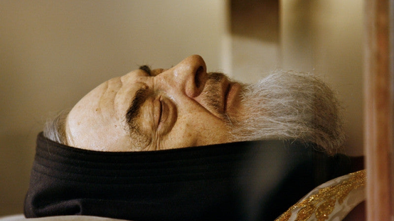 Relics of Padre Pio to Visit America