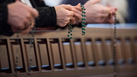 "Group Organizing Nationwide ""Rosary to the Interior"" on Candlemas"