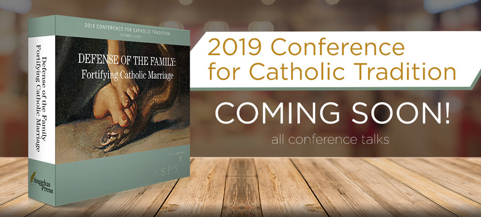sspx conference coming soon