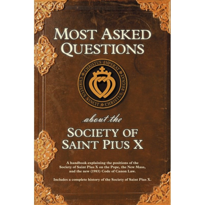 Most Asked Questions Of SSPX