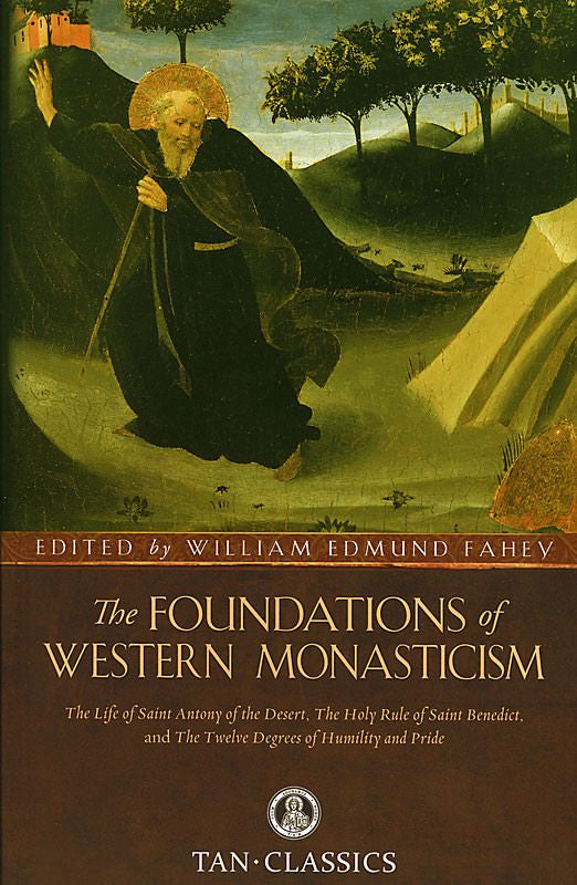 The foundations of western monasticism angelus press fandeluxe Images