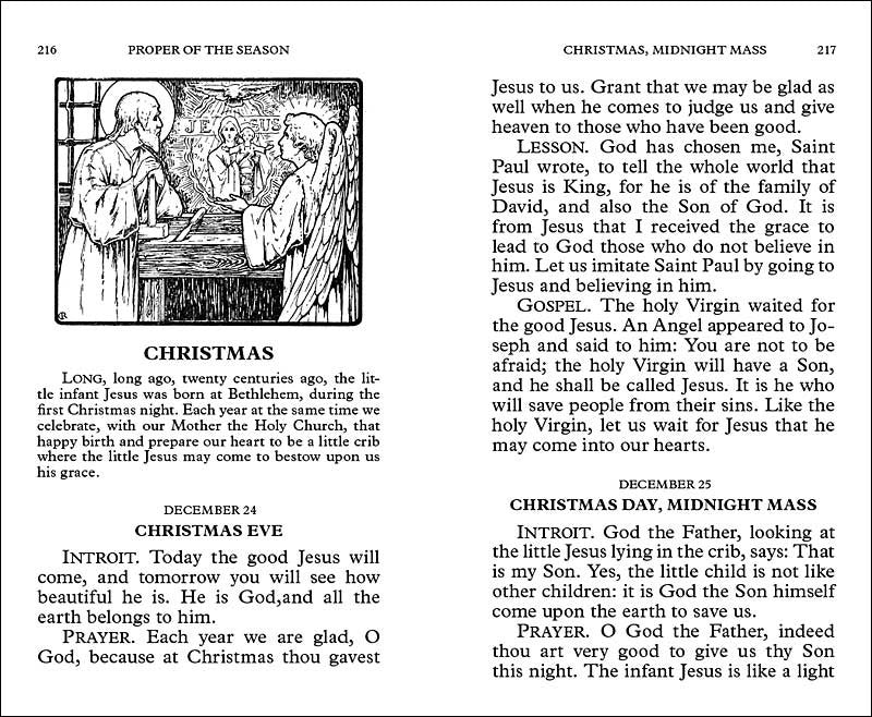 A Young Catholics Daily Missal