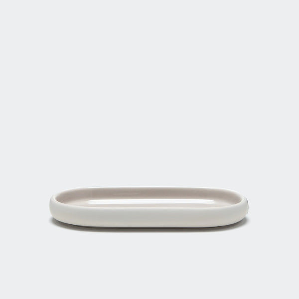 Blomus Oval Tray Moonbeam