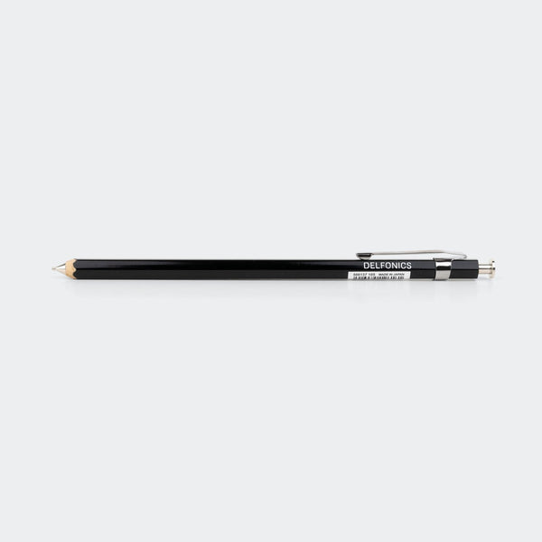 Delfonics Mechanical Wood Pencil .5mm Black