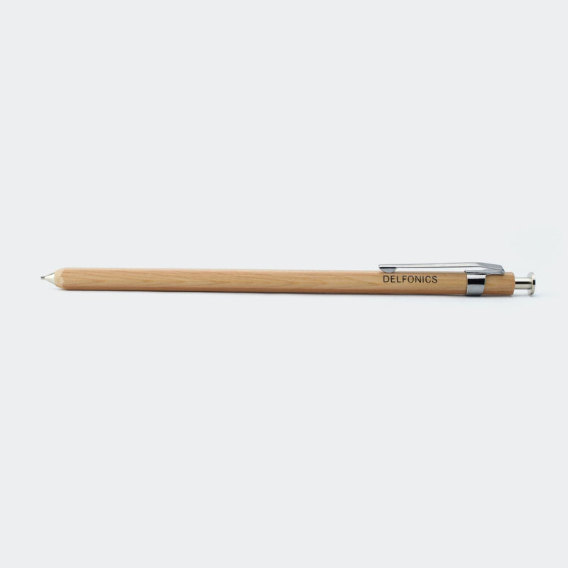Delfonics Mechanical Wood Pencil .5mm Tan