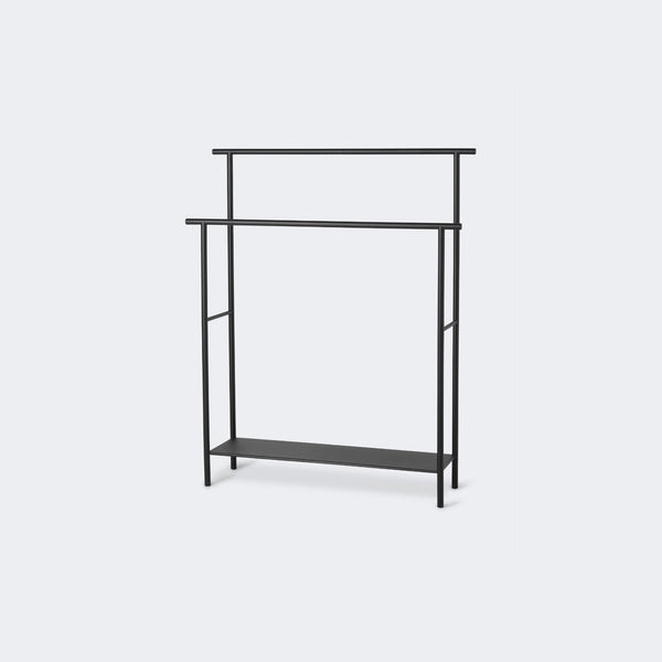 Ferm Living Dora Towel Stand Black