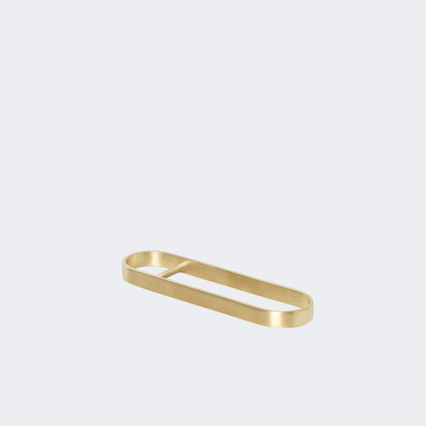 Ferm Living Fein Bottle Opener Brass