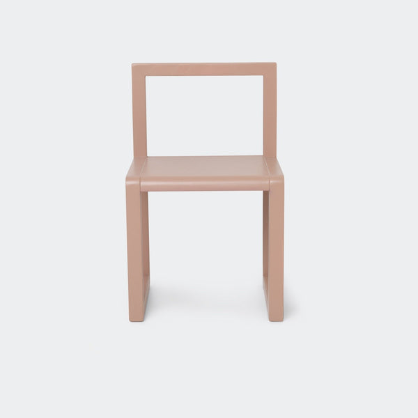 Ferm Living Little Architect Chair Rose