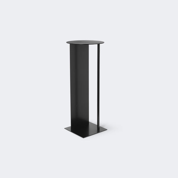 Ferm Living Place Pedestal Black