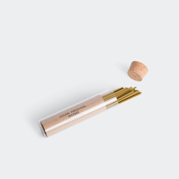 Hasami Porcelain Incense in Sandalwood