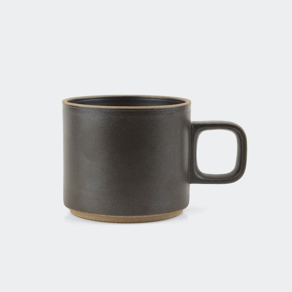 Hasami Porcelain Mug in Black 11 oz.