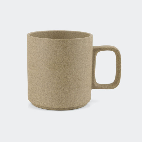 Hasami Porcelain Mug in Natural 13 oz.