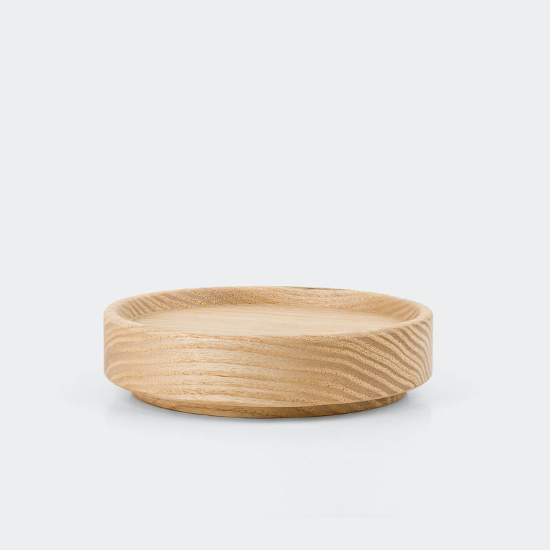 Hasami Porcelain Oak Tray 3 1/3""