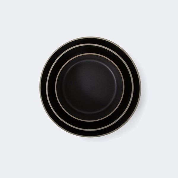 Hasami Porcelain Tall Bowl in Black