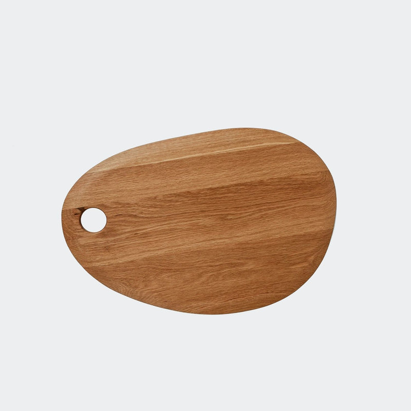 Hawkins New York Simple Cutting Board in Oak Large