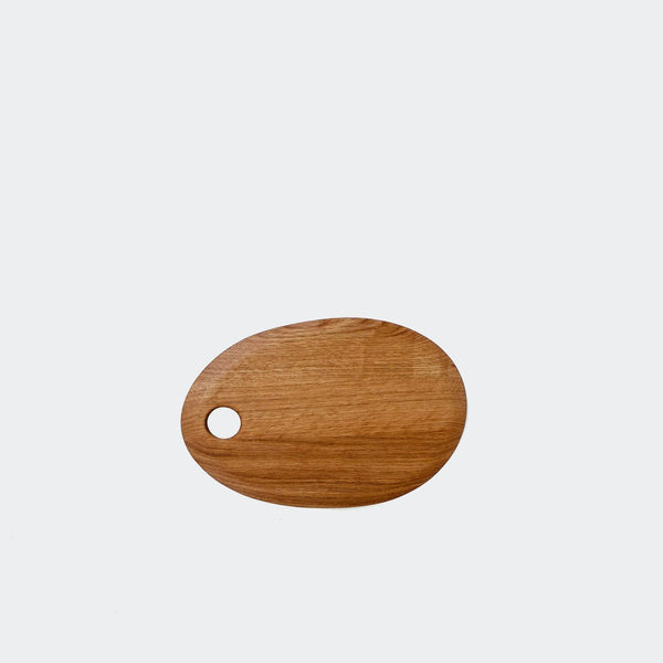 Hawkins New York Simple Cutting Board in Oak Small