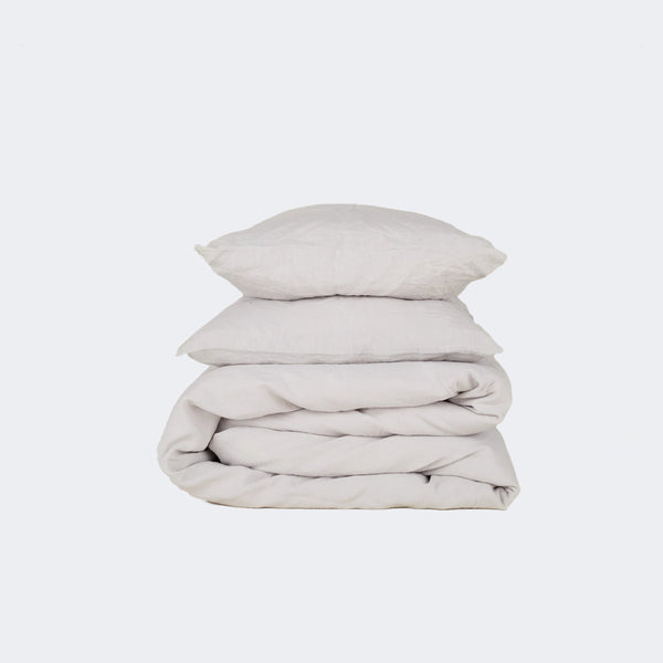 Hawkins New York Simple Linen Bedding